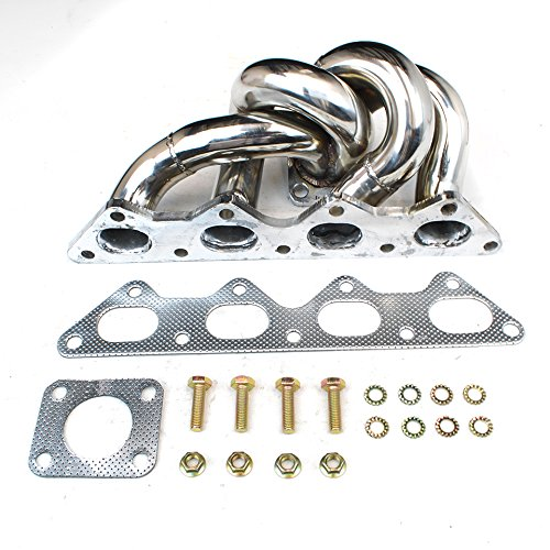 Eclipse Exhaust Manifold (Rev9Power Rev9_MF-029; Mitsubishi Eclipse 4G63 Turbo Manifold(Stock Turbo,14B))