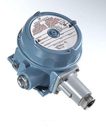 United Electric J120K-559 Differential Pressure Switch - United Electric Differential Pressure Switch
