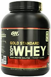Optimum Nutrition 100% Whey Gold Standard (Double Rich Chocolate, 10 Pound) from Optimum Nutrition