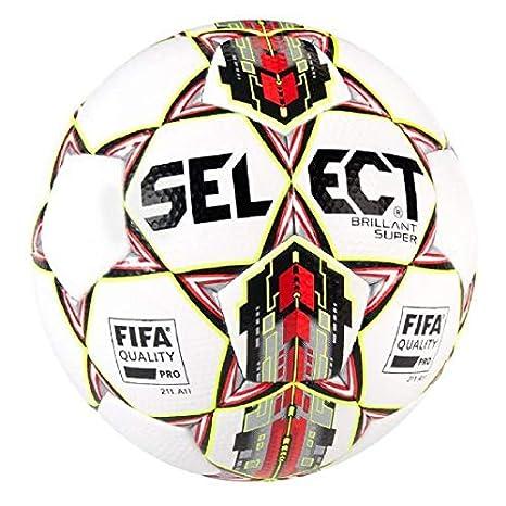 SELECT - Balón de fútbol Brillante para Adulto, Unisex, Color ...