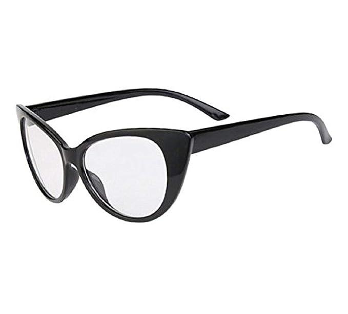 Inception Pro Infinite (Montatura Nera - Lente - Trasparente Occhiali da  Sole - Donna - Gatta - Occhio Di Gatto  Amazon.it  Abbigliamento f1cf81426cd
