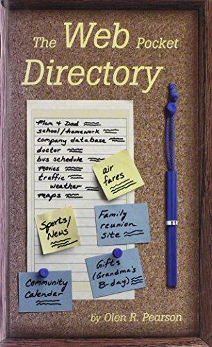 The Web Pocket Directory