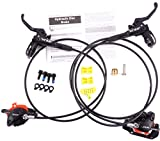 Shimano SLX M7000 Hydraulic Disk Brake MTB Front & Rear Set 1000mm/1600mm ice tech