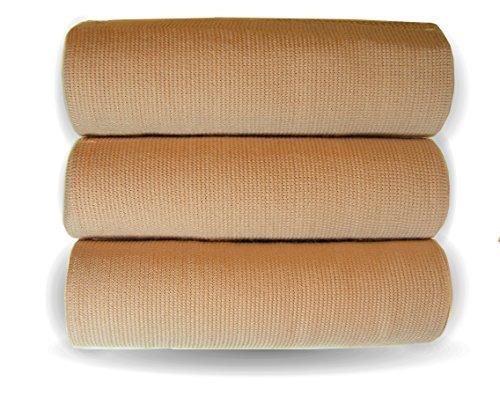 Neutripure Body Wrap Elastic Bandages - Washable Latex Free (Pack of 3)