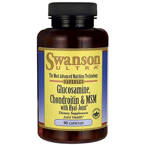 Glucosamine, Chondroitin, Msm Hyaljoint 90 Caps (Regenasure Glucosamine)
