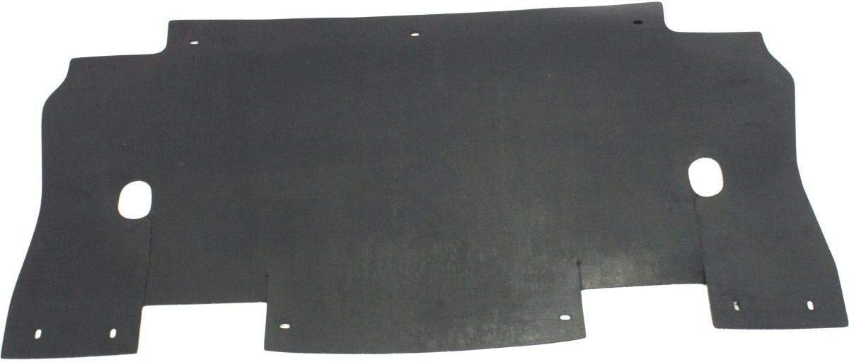 New Rear Engine Splash Shield Under Cover Air Deflector For 2004-2006 Ford F-150 New Style FO1225188