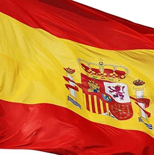 EUROXANTY® Bandera España | Pack de 2 Banderas | 90x150cm ...