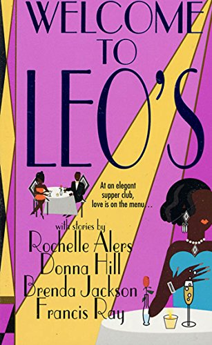book cover of Welcome to Leo\'s