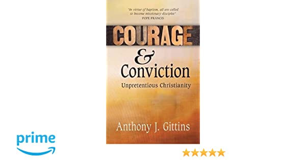 what is conviction in christianity