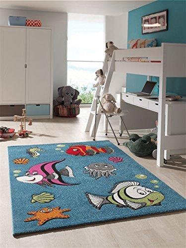 Alfombras juveniles dormitorio amazing alfombra infantil for Alfombra azul turquesa del dormitorio