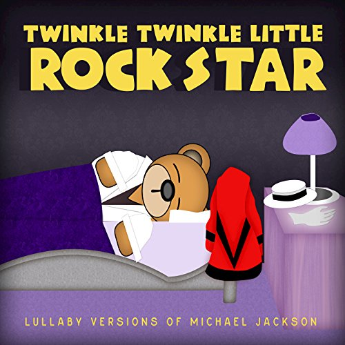 Lullaby Versions of Michael Jackson and The Jackson Five
