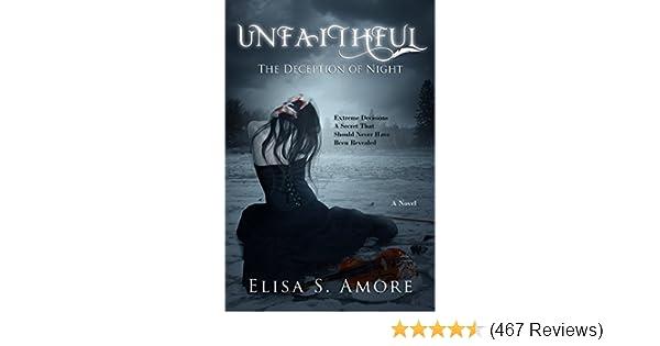 Unfaithful: A Dark Paranormal Romance (The Touched Saga Book 2)