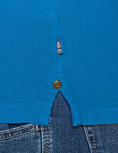 tourquoise Homme I99 Turquoise Polo Napapijri qxCtUw45