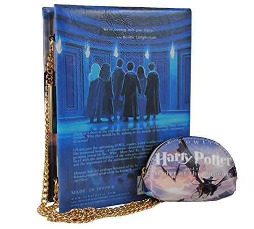 Novità Harry Potter libro a forma di borsa