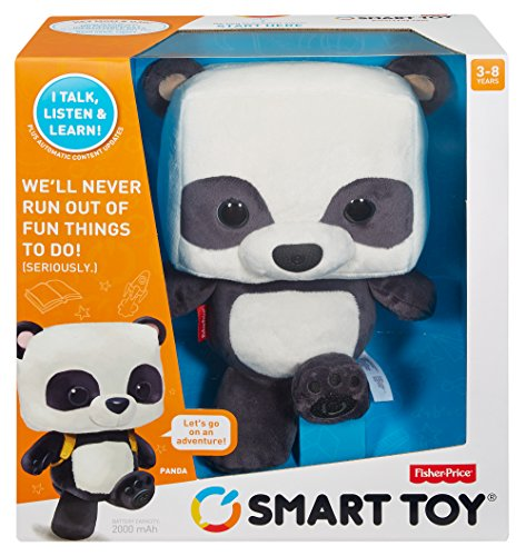 Fisher-Price Smart Toy Panda by Fisher-Price: Amazon.es: Juguetes y juegos