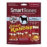 Smartbones 288 Count Kabobz Dog Chews, One Size Review
