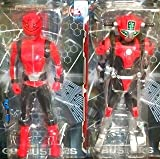 Tokumei Sentai Go-Busters DX Soft Vinyl Figure 2 in blister whole set of 2