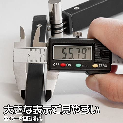 ASTRO PRODUCTS 01-09305 デジタルノギス 100mm 01-09305