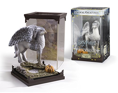 - The Noble Collection Harry Potter Magical Creatures: No.6 Buckbeak