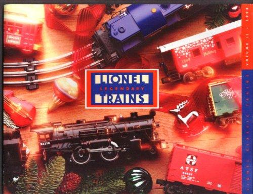 Lionel Classic Electric Trains Catalog 1998 V2