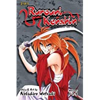 Rurouni Kenshin (3-in-1 Edition), Vol. 1: Includes Vols. 1, 2 & 3