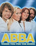 Abba Thank You for the Music (Stories Behind Every Song)