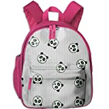 kid's Pattern Panda Sleeping Backpack 3D Printing Travel bag