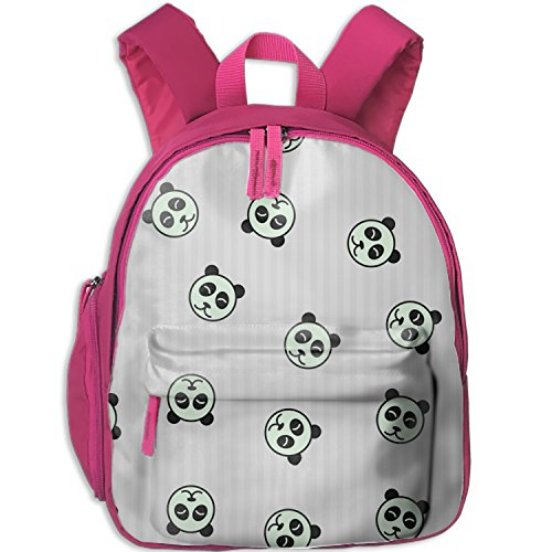 kid's Pattern Panda Sleeping Backpack 3D Printing Travel bag by MANYOR