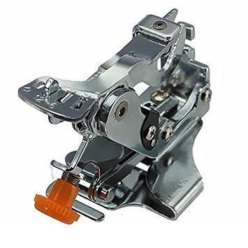 SODIAL(R) Maquina de coser de baja cana Elna Kenmore Prensatelas fruncidor para hermano cantor: Amazon.es: Hogar