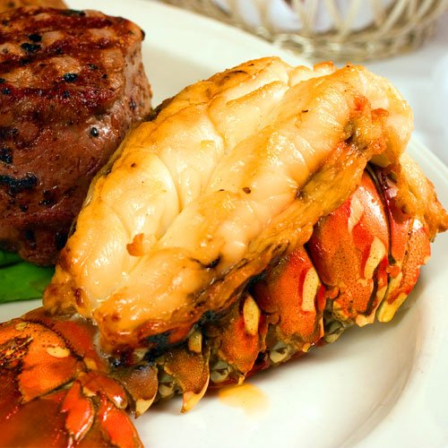 8 1416oz Giant Gourmet Cold Water Lobster Tails by Smart Food Plan