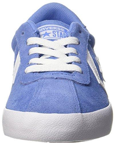 Converse Breakpoint OX Pioneer Blue/Pioneer Blue - Zapatilla Baja Unisex Niños Blau (Pioneer Blue/Pioneer Blue)