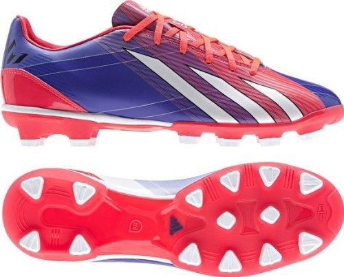 Adidas Schuhe Nocken-schuhe F10 TRX HG runwht/runwh, Größe Adidas:11.5