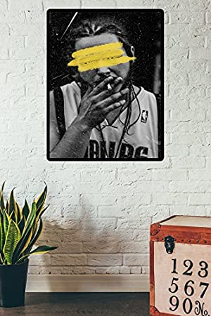 amazon com rob s tees post malone grunge poster hypebeast poster