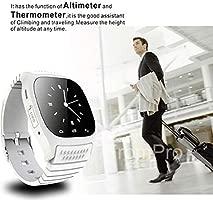 VERYMIN Reloj Inteligente Smartwatch M26 Bluetooth Smart ...