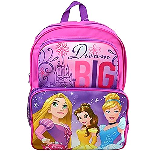 Dream Big Disney Princesses Cargo Backpack (Disfraz De Halloween De Minnie Mouse)