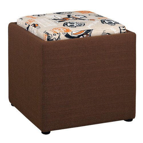 OKSLO Najarian Furniture Paul Frank Storage Ottoman