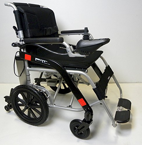 Electric Folding Lightweight Mobility Wheelchair