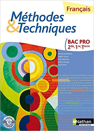 Amazon Fr Francais Methodes Et Techniques 2e 1re Tle Bac