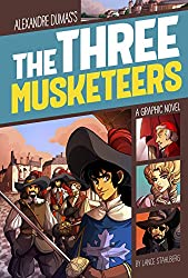 The Three Musketeers (Graphic Revolve: Common Core Editions)