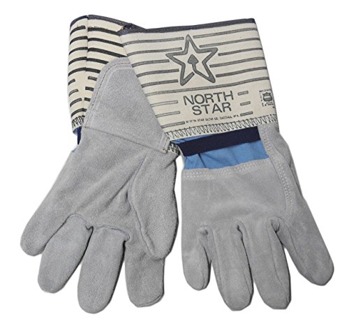 - North Star 'Lineman' Unlined Leather Gloves #2945L