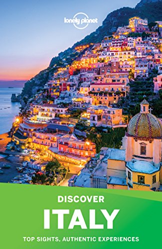 Lonely Planet Discover Italy Travel ebook
