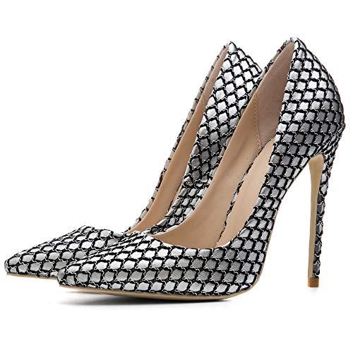 Talons Single Magicxle Argenté Pour Tip Night De À Pier Shoe Chez Shop Hauts Show Femmes Chaussures rxoCWdBe