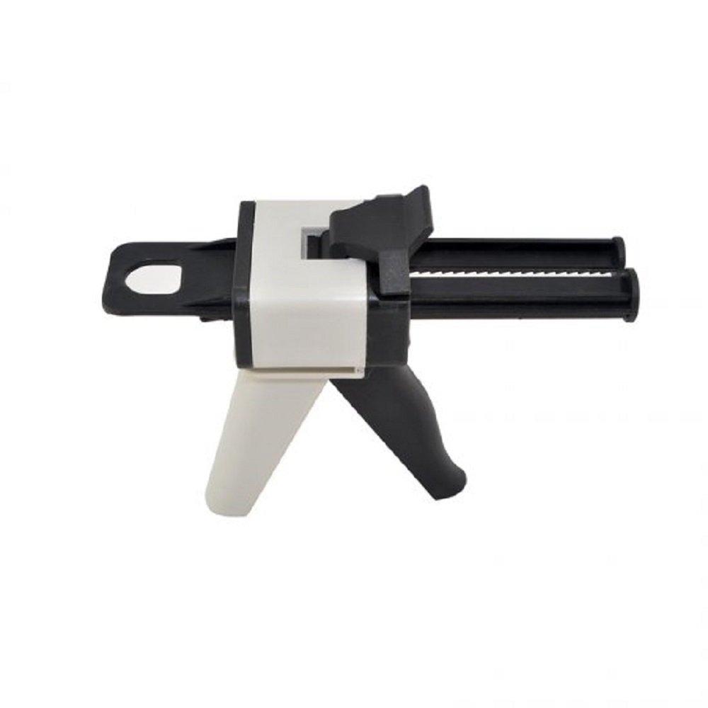 Pevor New Dental Mixing Dispenser Universal Dispensing Gun 10:1 / 4:1 Ratio 50ml