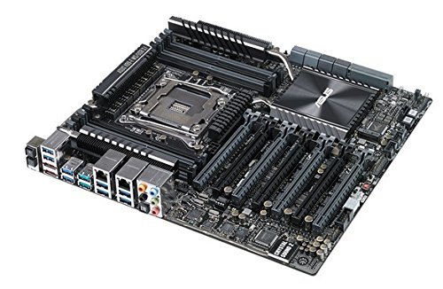 ASUS EATX DDR4 LGA 2011-3 Motherboards X99-E WS/USB 3.1 by Asus (Image #3)