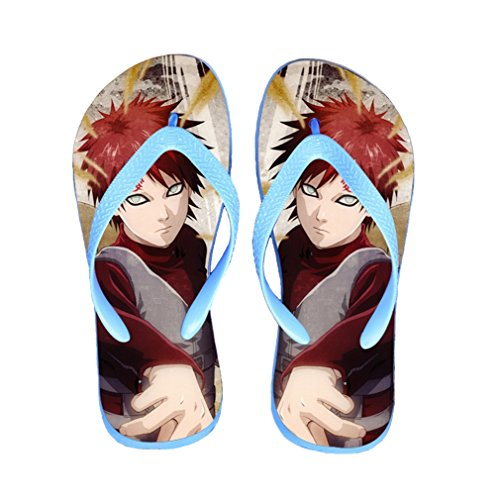 Bromeo Naruto Anime Unisex Flip Flops Chanclas 312