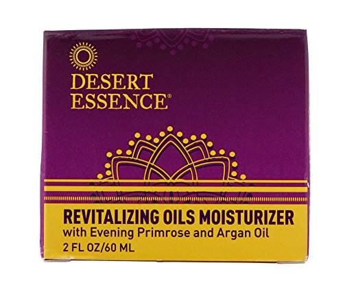 Desert Essence Revitalizing Moisturizer - 2 fl - Face Cream Essence Desert