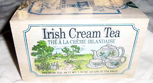 Irish Cream Tea (Tea Cream)
