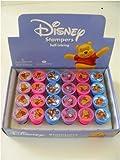 : Disney Winnie The Pooh Eeyore Tigger Stampers (24 pcs set)