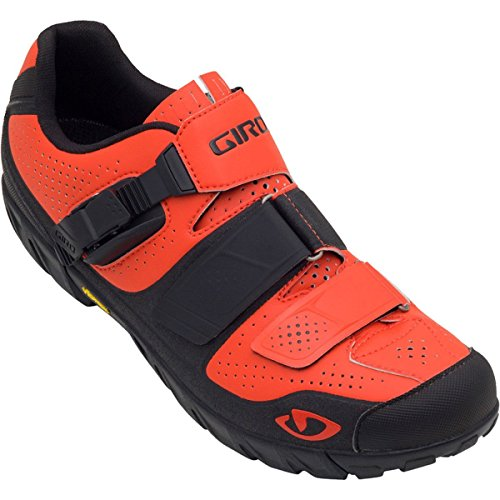 Giro , Chaussures de cyclisme pour homme Rouge Rouge
