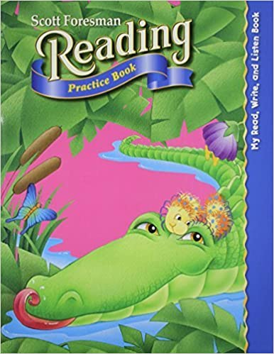 READING 2004 PRACTICE BOOK GRADE K by Scott Foresman (2002-05-03)